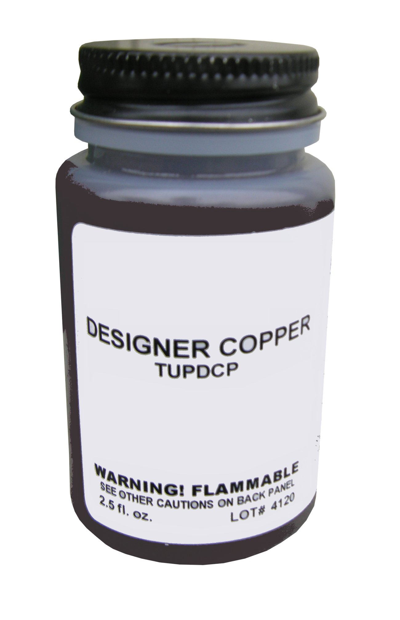 Designer Copper Aluminum Touch Up Paint