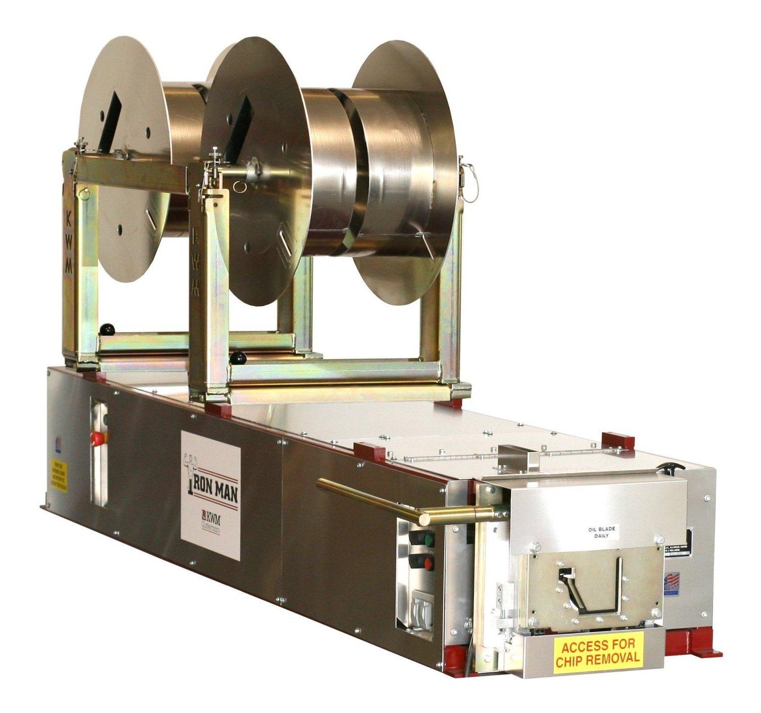 Ironman Gutter Machines