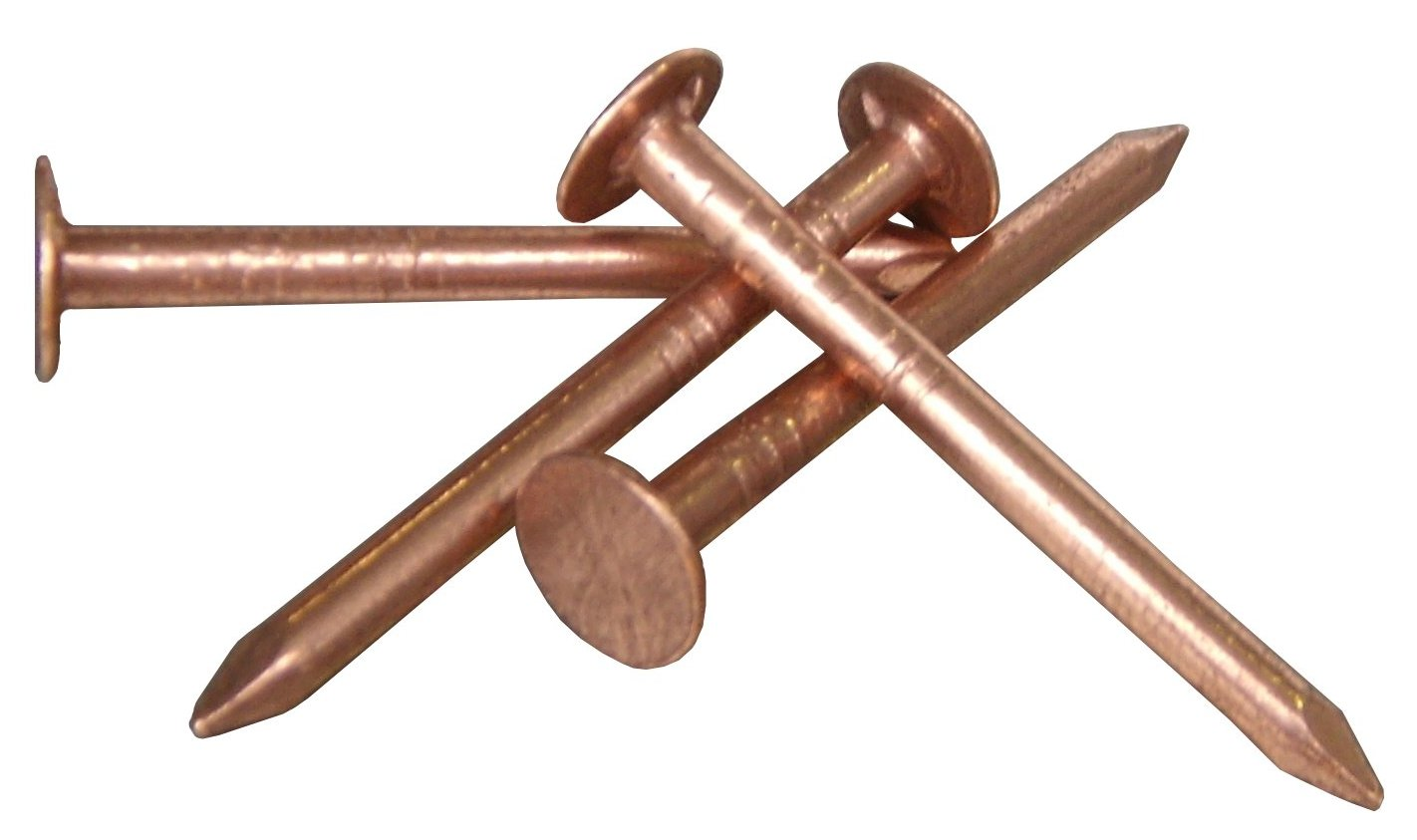 High Quality Slating Nails   Copper. Image 1. Click For A Larger View
