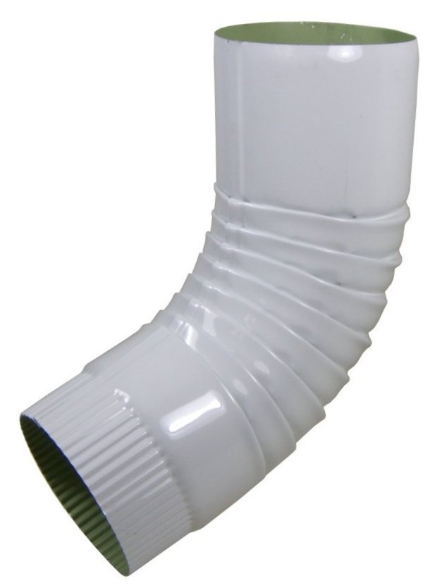 Elbows Are The Fittings That Connect The Half Round Gutter