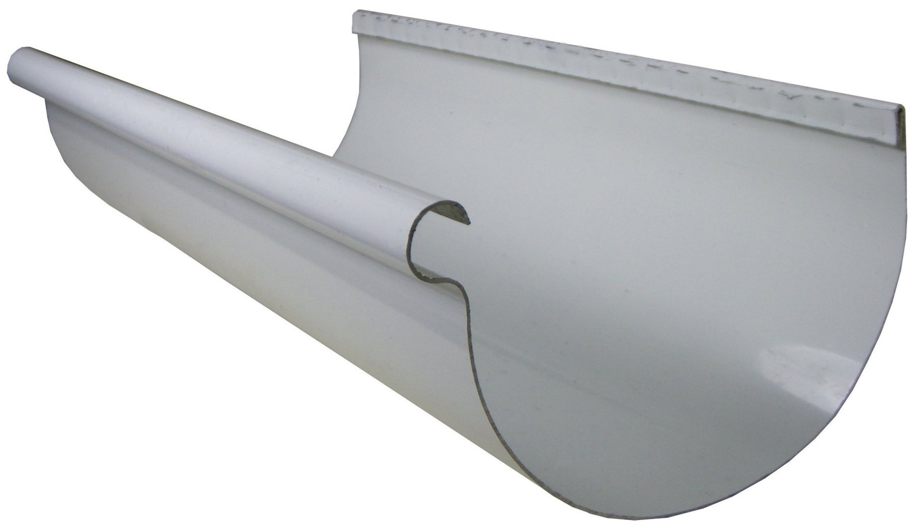 Half Round Rain Gutters Amp Products Gutter Supply