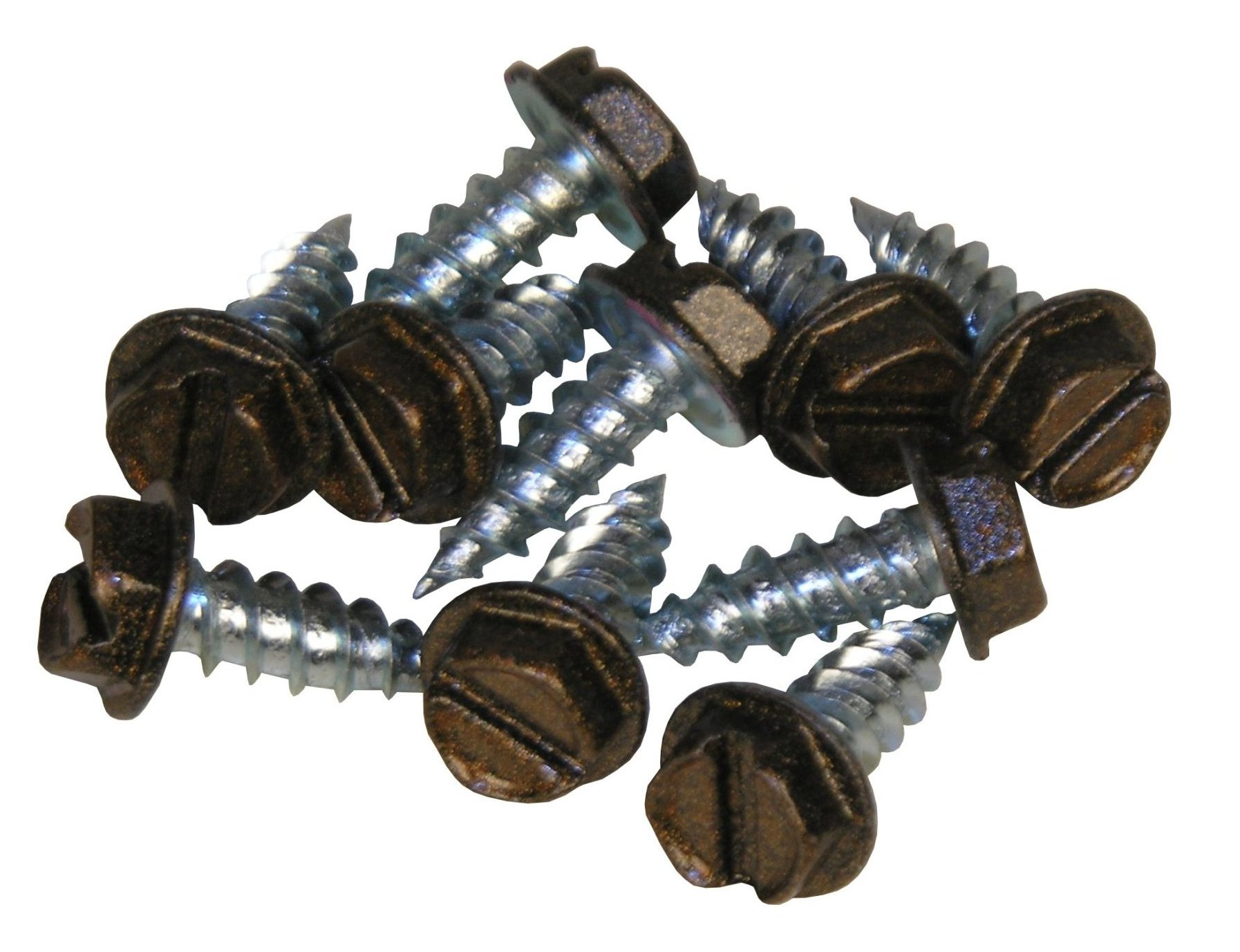 Designer Copper Aluminum Zip Screws