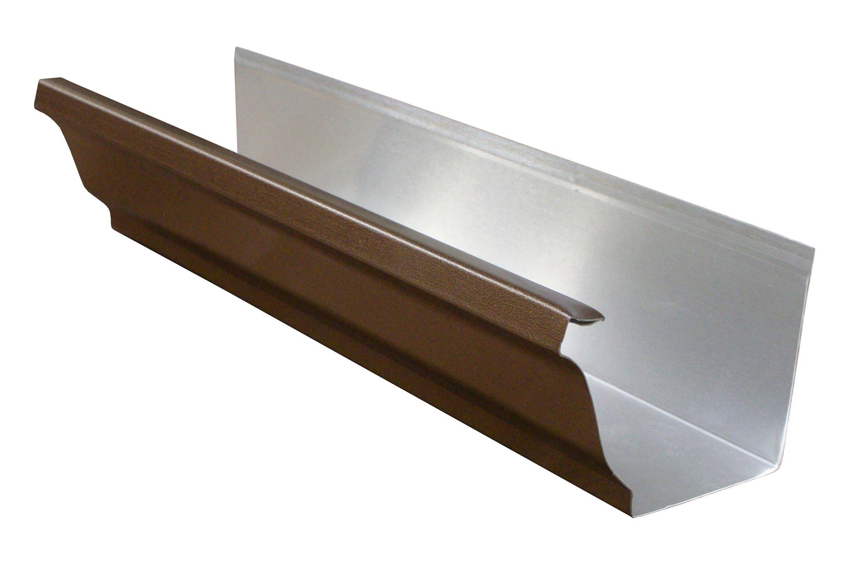 K Style Designer Copper Aluminum Gutter Aluminum Gutters