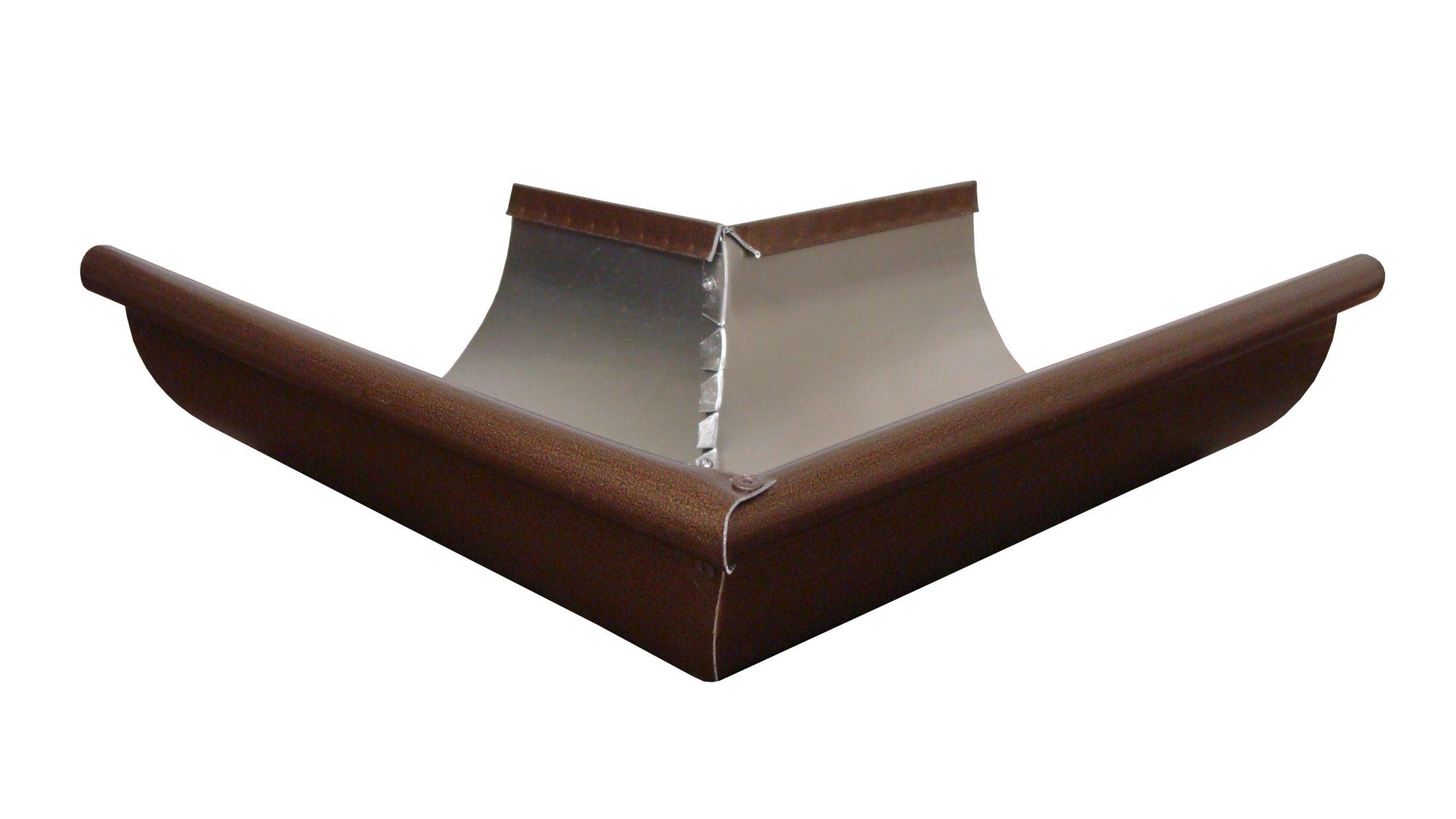 K Style Gutter Corner Piece