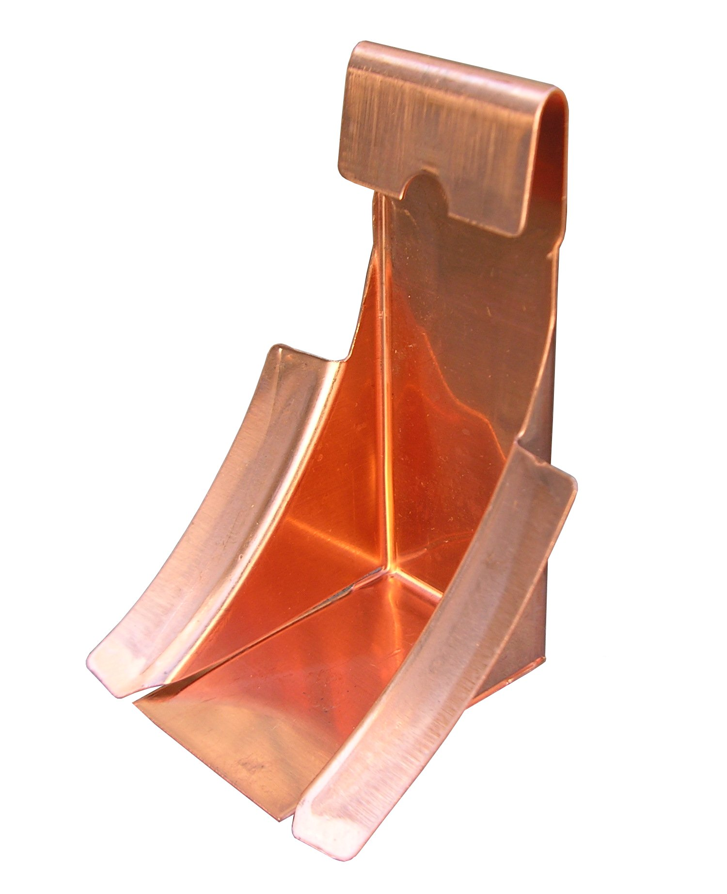 The Half Round Gutter Wedge Eliminates The Need For A Roof