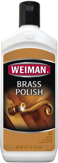 Copper and Brass Polish
