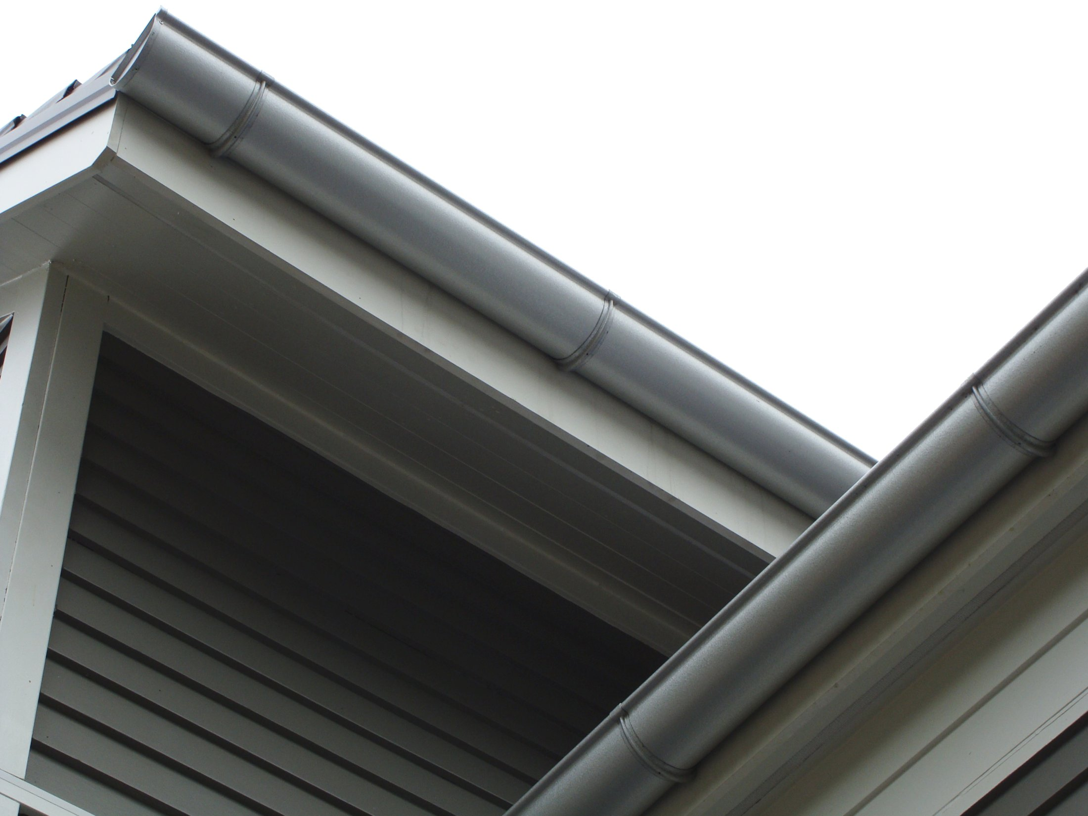 Galvalume Gutters
