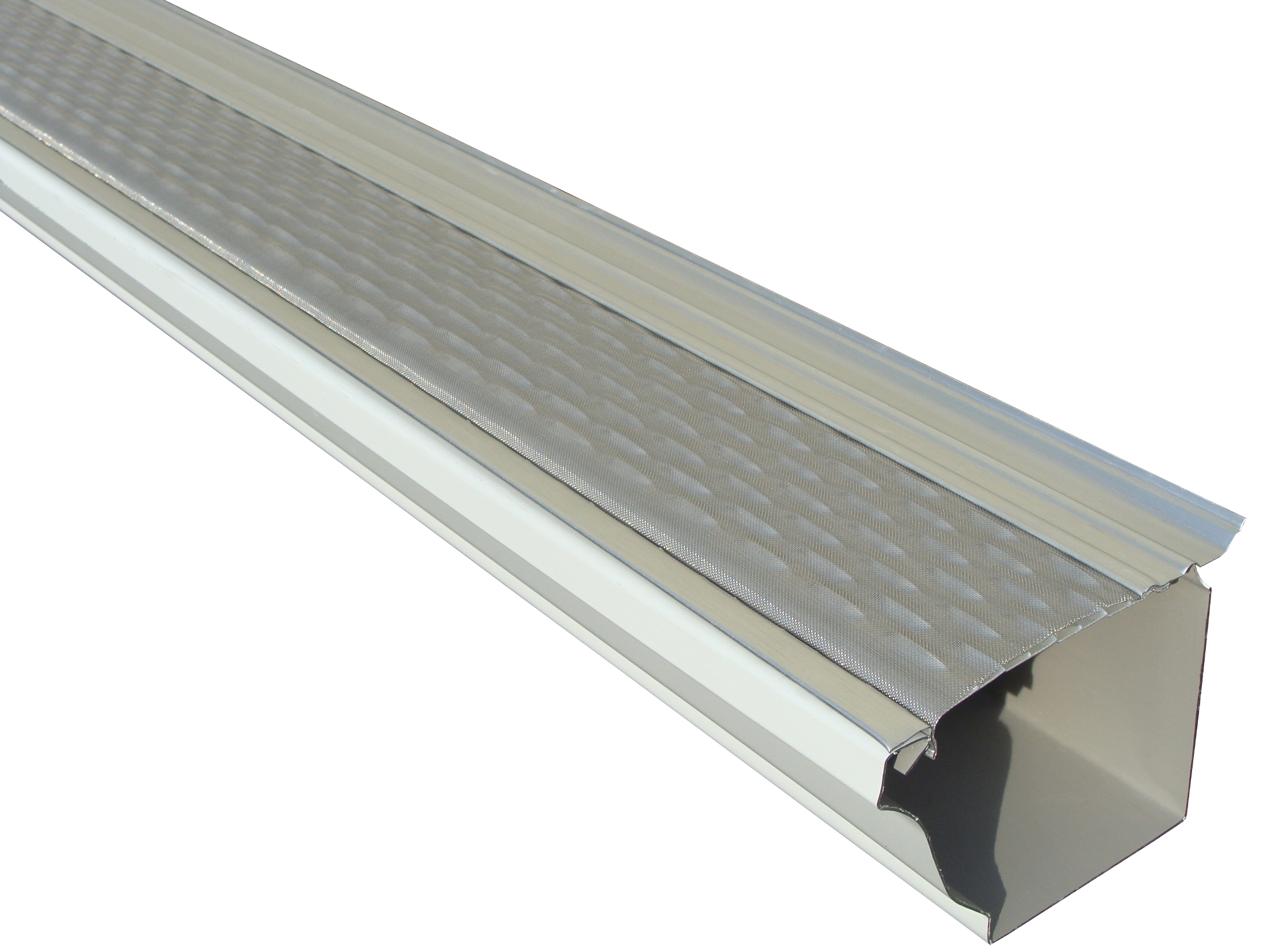 Clean Mesh Leaf Gutter Guards
