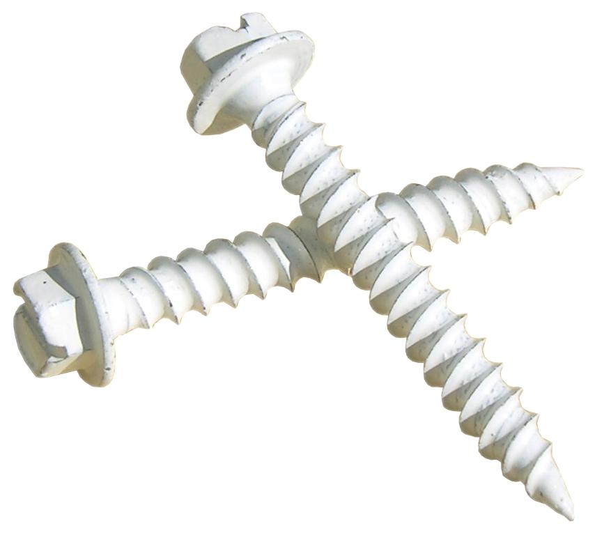 Ceramic Zip Screws