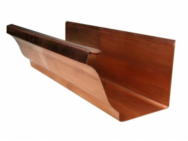 K Style Copper Rain Gutter - Rain Gutter,Rain Gutter Supplies