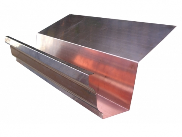 K Style Highback Rain Gutters Are Available In 5 Quot 6 Quot 7