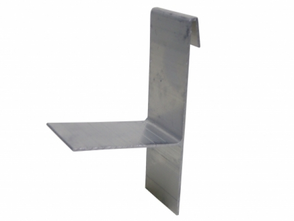 Universal T Wedge - Aluminum - Gutter Wedges