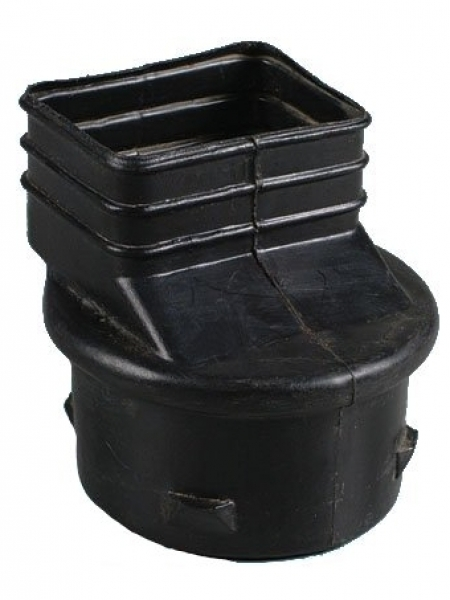 2x3x4 Flex Downspout Adapter