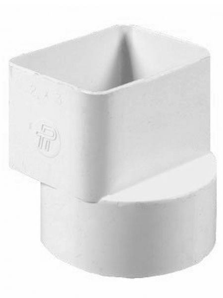2x3x3 Offset Downspout Adapter