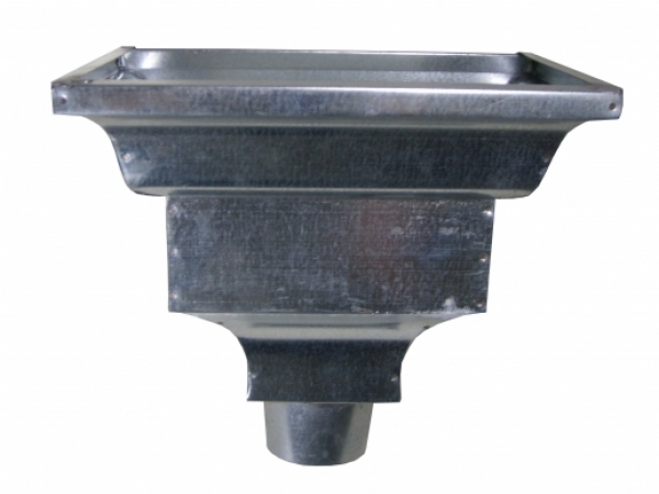 These Galvanized Conductor Heads Also Known As Leader