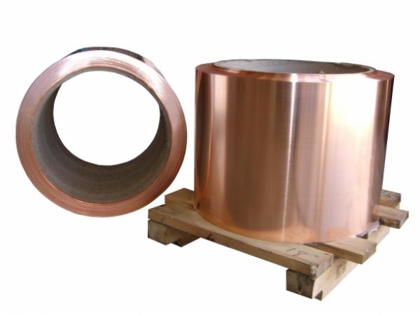 Copper Gutter Coil
