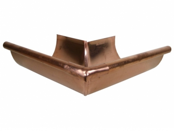 Half Round Miters Are The Corner Pieces Made Up Of Two