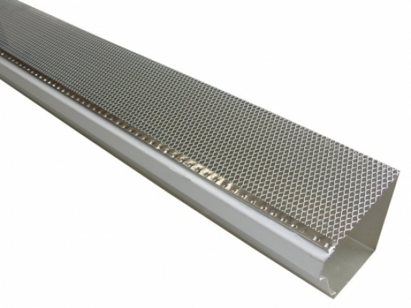 Drop In Gutter Guards Amp Screens Gutter Supply