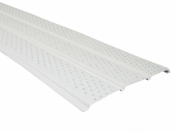 Click For A Larger View Vented Aluminum Soffit Triple 4