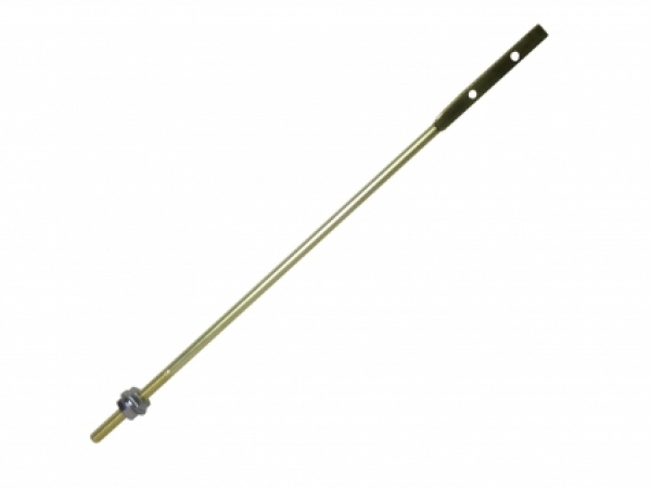 Hangers - Brass Threaded Rod - Gutter Supply