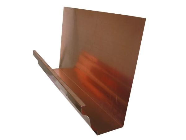 Highback Copper Gutter - Rain Gutter,Rain Gutter Supplies