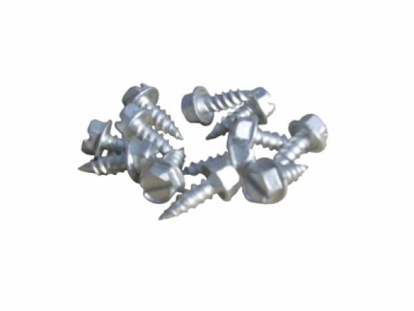 Galvanized Zinc Zip Screws