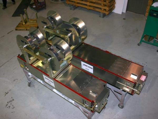 Click For A Larger View Diff Between 5 Jr 6 Gutter Machine