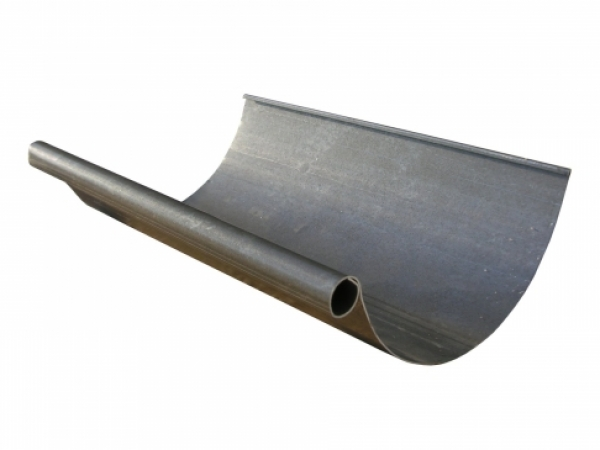 Paint Grip Steel Gutters