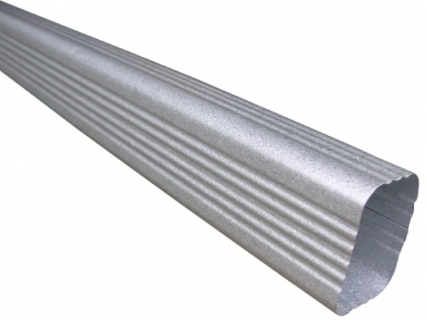 Downspout Diameters Are Sized According To The Roof Area