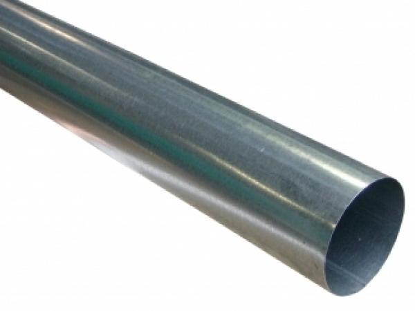 These Galvanized Plain Round Downspouts Also Known As