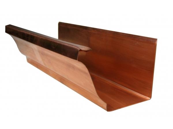 K Style Copper Gutters - Rain Gutter,Rain Gutter Supplies