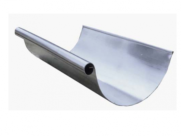 Mill Finish Aluminum Gutter Products