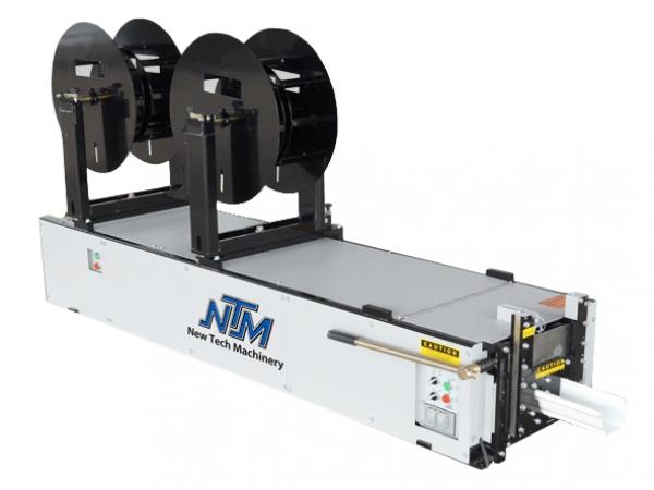Click For A Larger View New Tech Gutter Machine