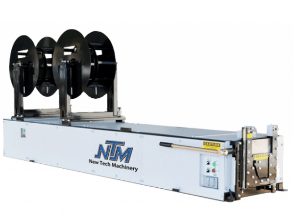 Click For A Larger View Mach Ii 6 Gutter Machine