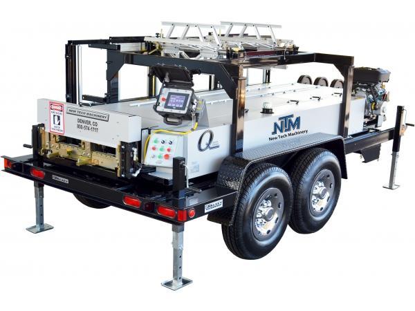 Ssq Multipro Roof Panel Machine