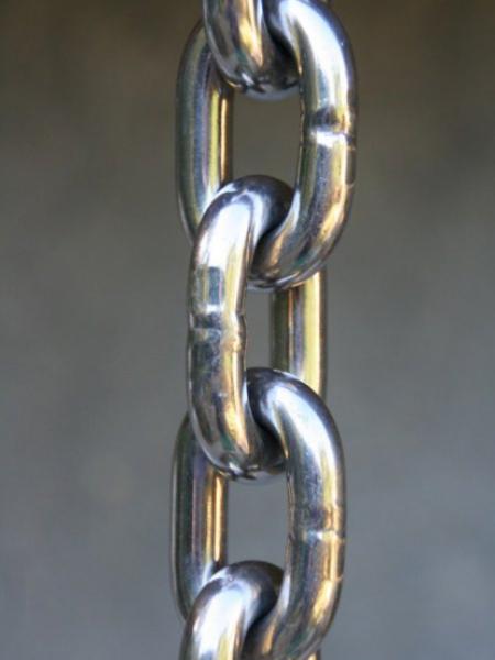 Stainless Steel Link Rain Chain