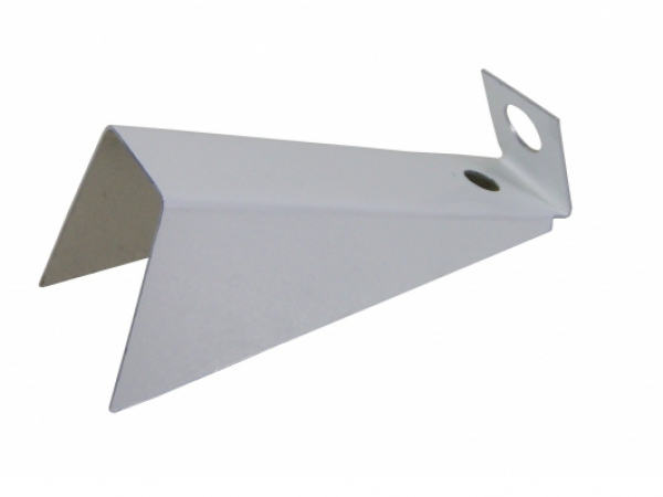 Gutter Wedges Should Be Installed On The Same Spacing As