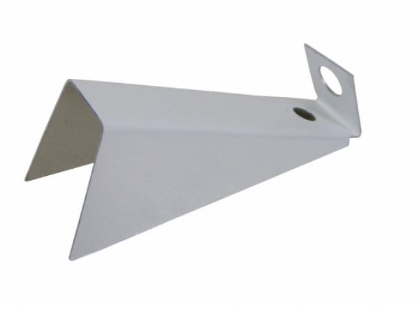 Standard K Gutter Wedge - Aluminum - Gutter Wedges