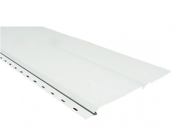 Soffit Panels Are Available In Two Profiles Double 6 And
