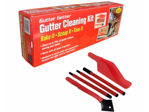 Gutter Cleaning Kit