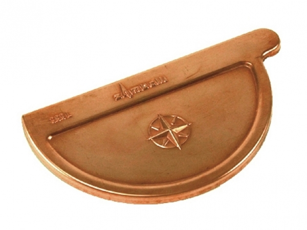 Euro Copper End Cap