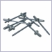 Galvalume Fasteners,Fasteners,Rivets,Screws,Nails