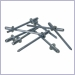 galvalume fasteners,stainless steel rivets,rivets