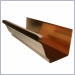 K Style Copper Clad Stainless Steel Gutter,K Style Copper Clad Stainless Steel Gutters