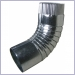 Galvanized Steel Elbows,Elbows,plain round elbows