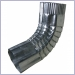 galvanized steel elbows,elbows,round corrugated elbows