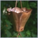 rain chains,rain chain,rainchains,rainchain,Copper Rain Chain