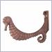 hangers,hanger,gutter hangers,sea horse hanger