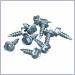 galvalume fasteners,mill finish zip screws,zip screws