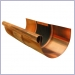 Euro Copper Gutter Expansion Joints